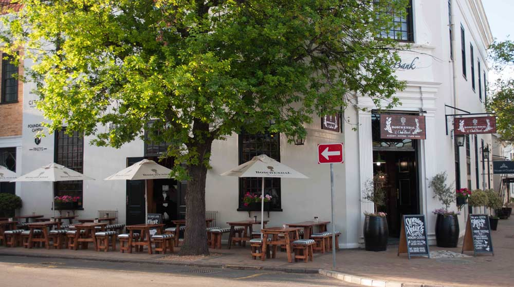 the best coffee shops in stellenbosch