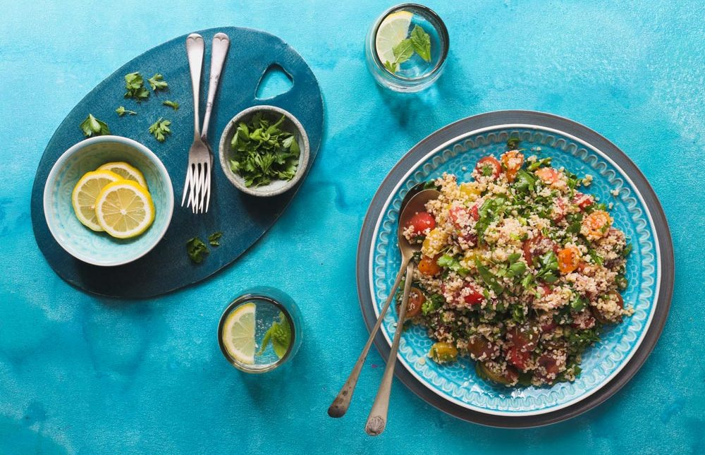 5 Easy and Healthy Summer Salads That You'll Love - Tabbouleh Salad