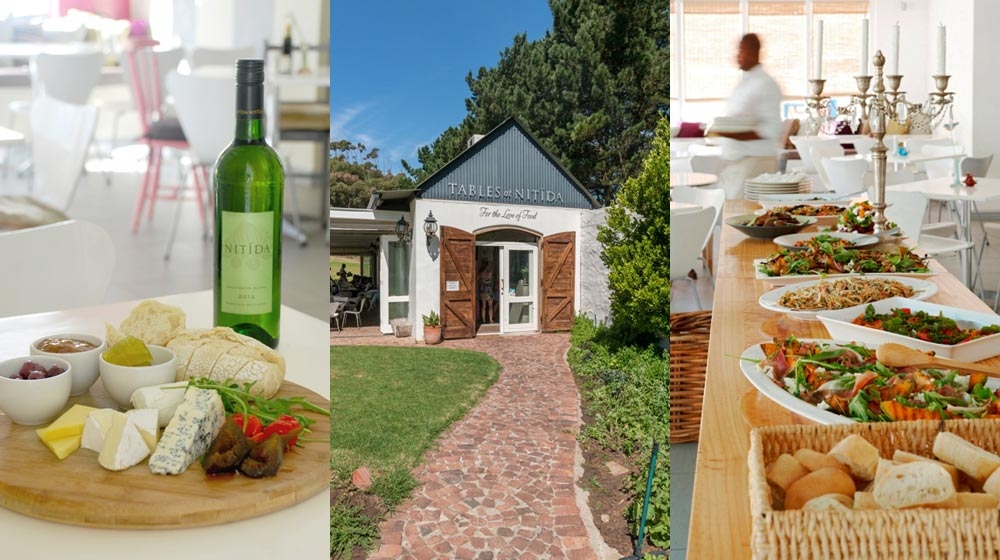 restaurants in Durbanville