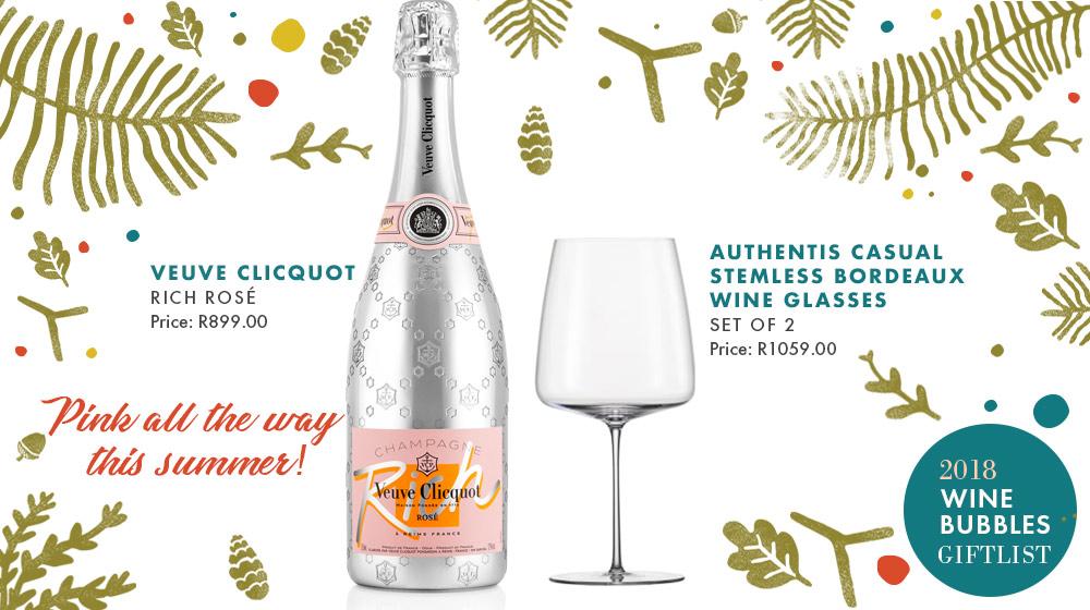 festive wine wishlist
