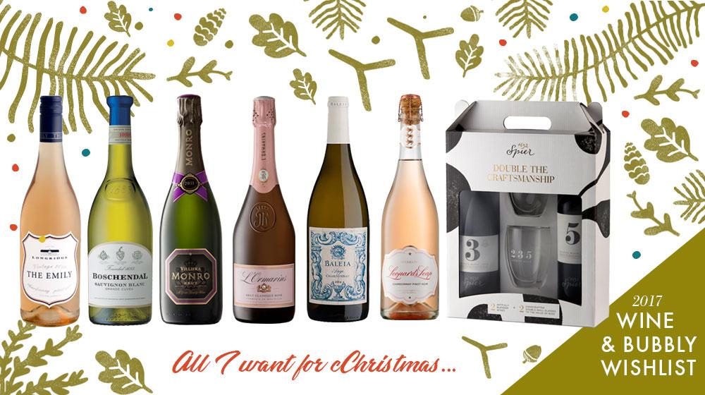 Festive Wine & Bubbly Wishlist