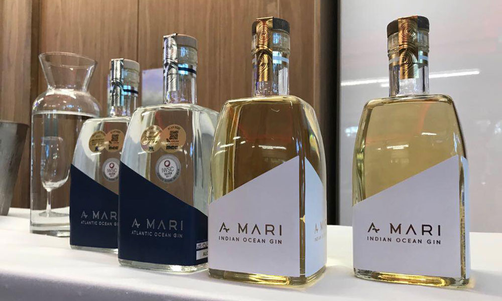 Stand out local South African Gins A Mari