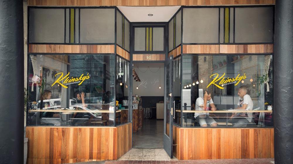 Best Breakfast Places in Cape Town kleinskys