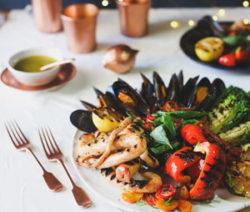 La motte seafood platter