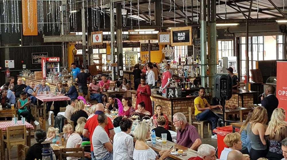 food markets in johannesburg 1 Fox