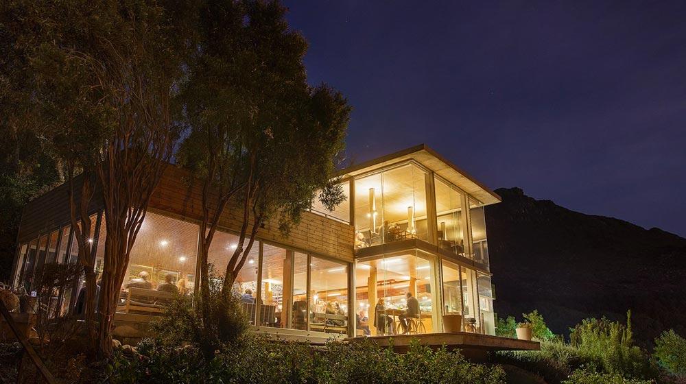 Constantia restaurants