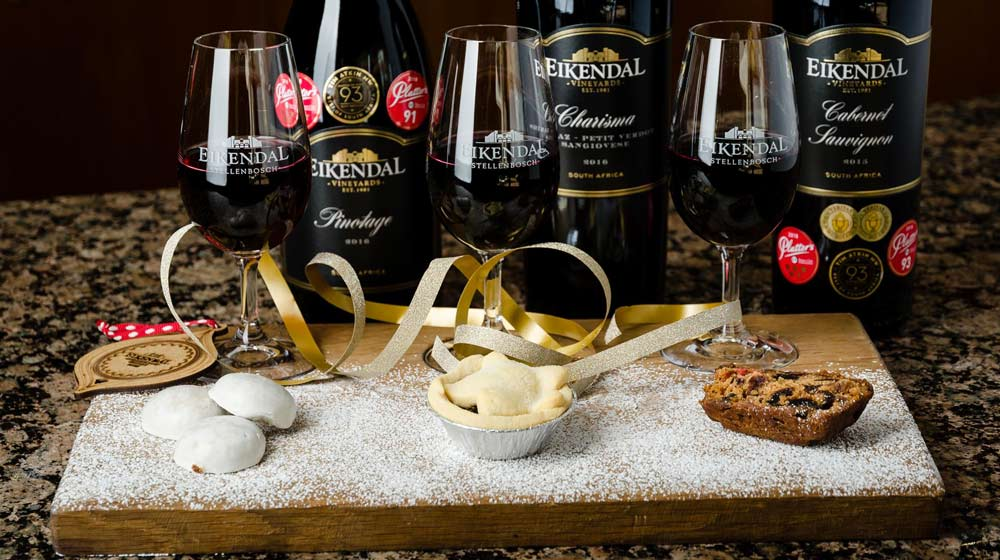 Christmas and Wine Pairing