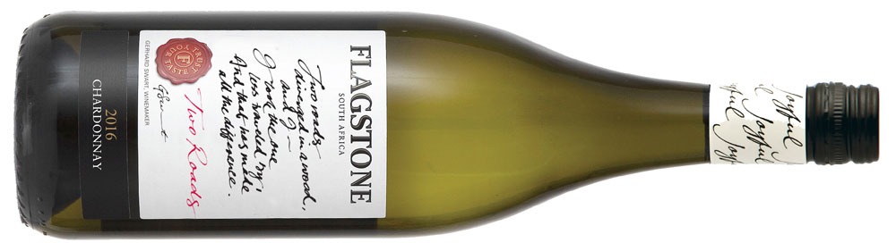Flagstone Wines Chardonnay and Sauvignon Blanc