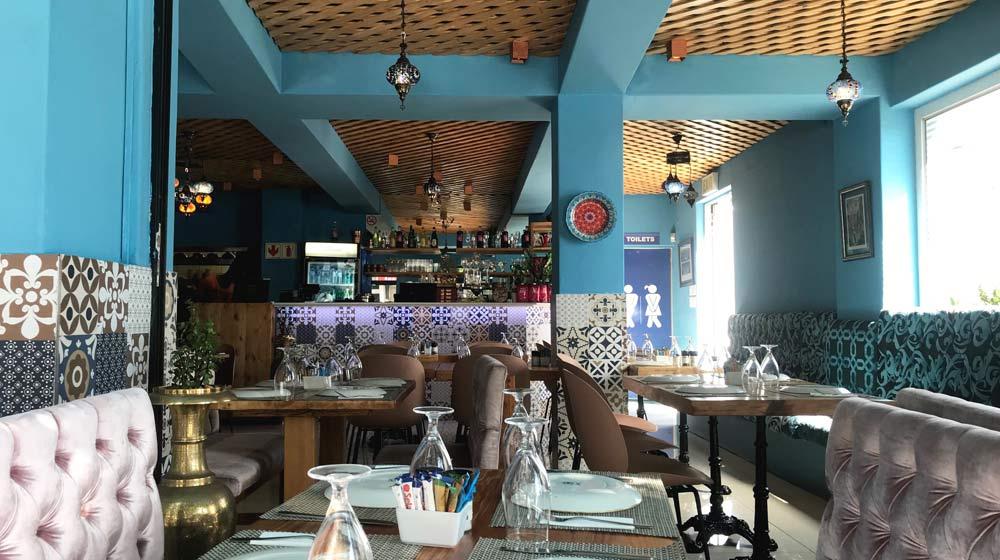 Kloof Street Restaurants Eat Stanbul