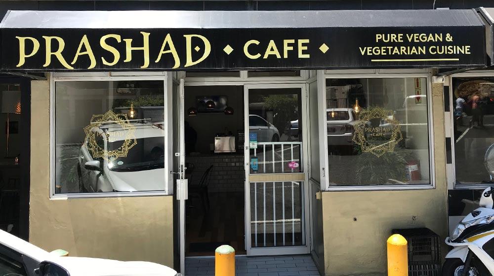 Kloof Street Restaurants Prashad Cafe