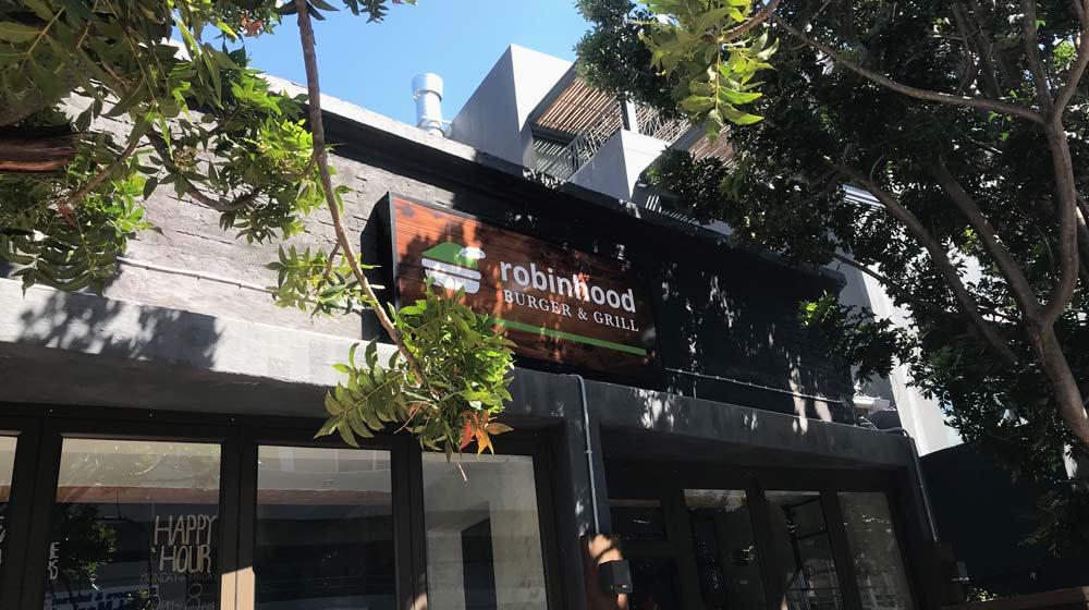 Kloof Street Restaurants Robinhood