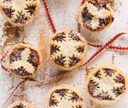Berry Christmas Mince Pie