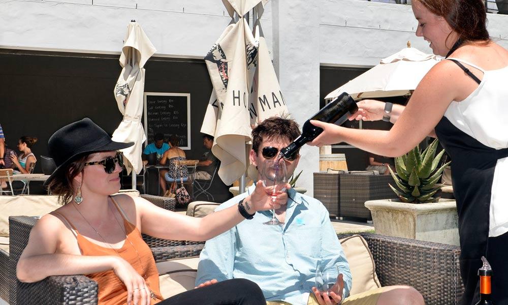Wine Tasting in Franschhoek