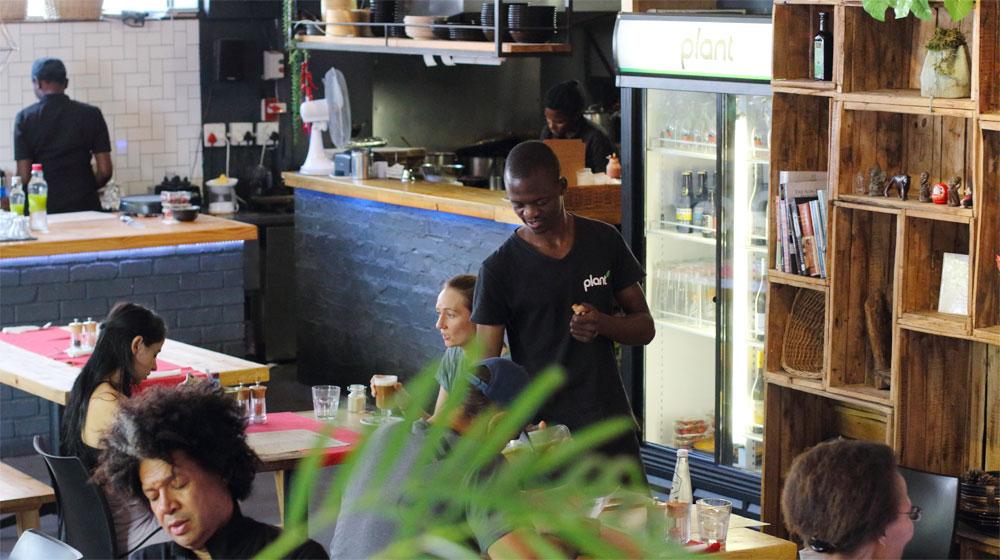 Plant Café Cape Town