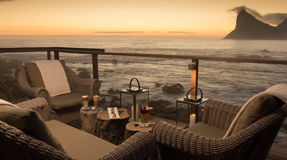 romantic restaurants in cape town