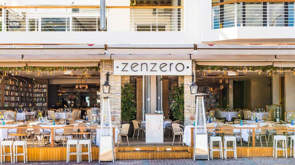 sea view restaurants cape town