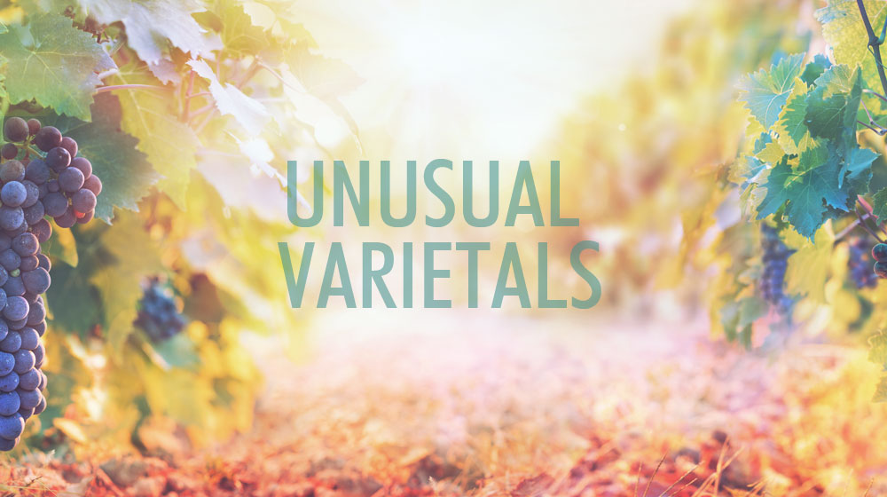Unusual Wine Varietals