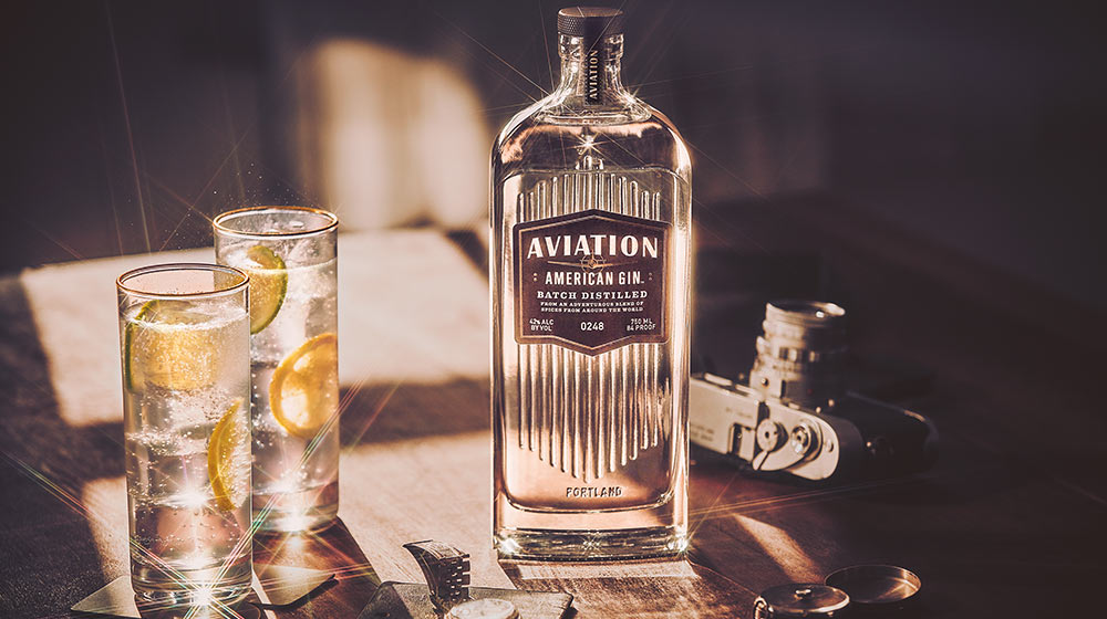 Aviation Gin Father's Day gifts