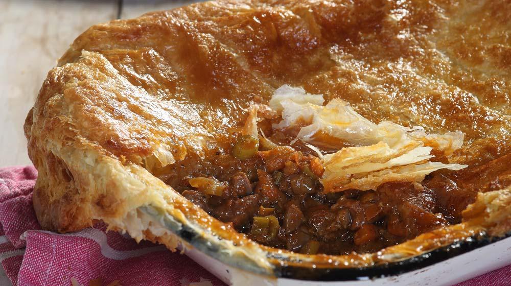 local cuisine chakalaka pie