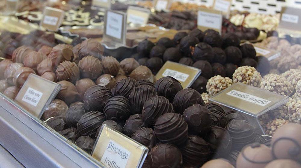 Local Artisan Chocolate Makers - Huguenot