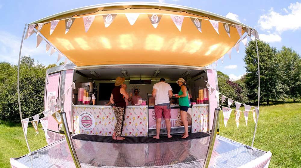 Ice Cream in Johannesburg