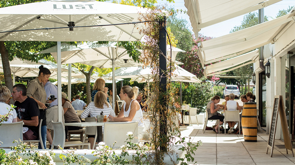 Winelands restaurants for Sunday lunch - Lust