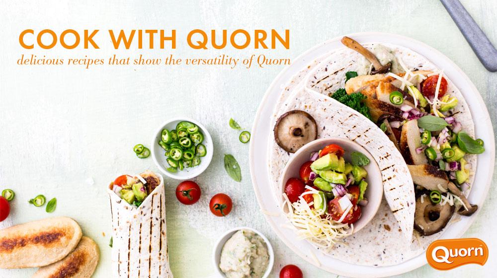 Quorn-Recipes