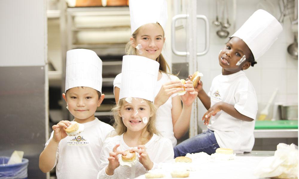Mini Chefs Workshops