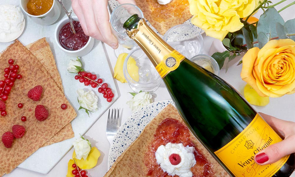 Veuve Clicquot Yelloweek 2019