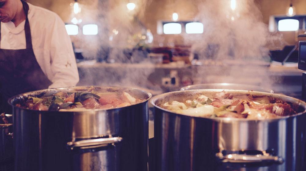 Waterless Cooking