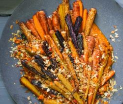 Carrots-with-Carrot puree