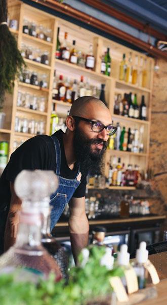 Cause | Effect Cocktail Kitchen Marshall Siavash