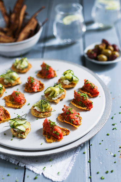Host a vegan dinner party with these tasty vegan recipes crush vegan recipes for a vegan dinner party forumfinder Choice Image
