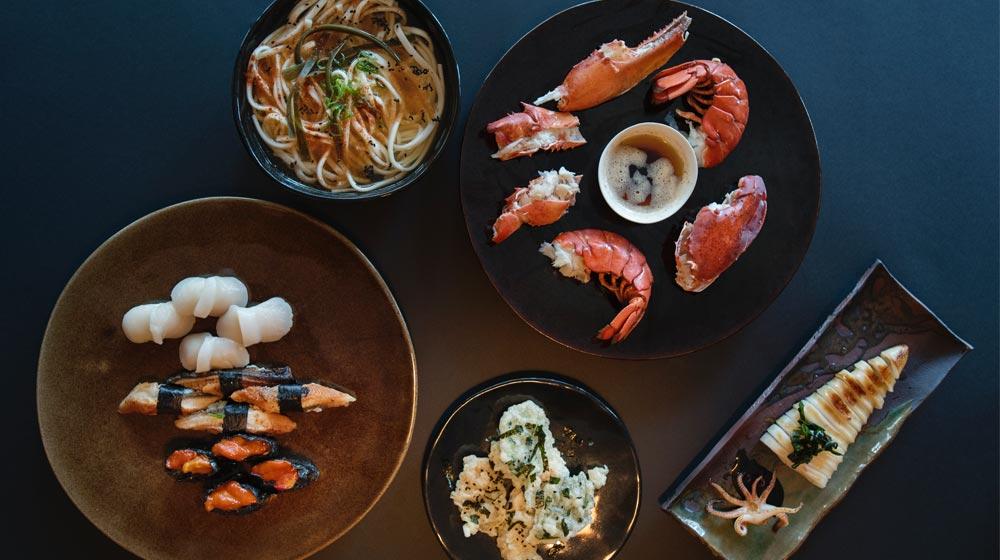 Kyoto Garden-Seafood-Menu