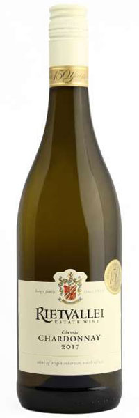 Rietvallei Classic Chardonnay (Wooded)