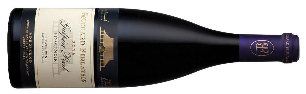 2016 Galpin Peak Pinot Noir
