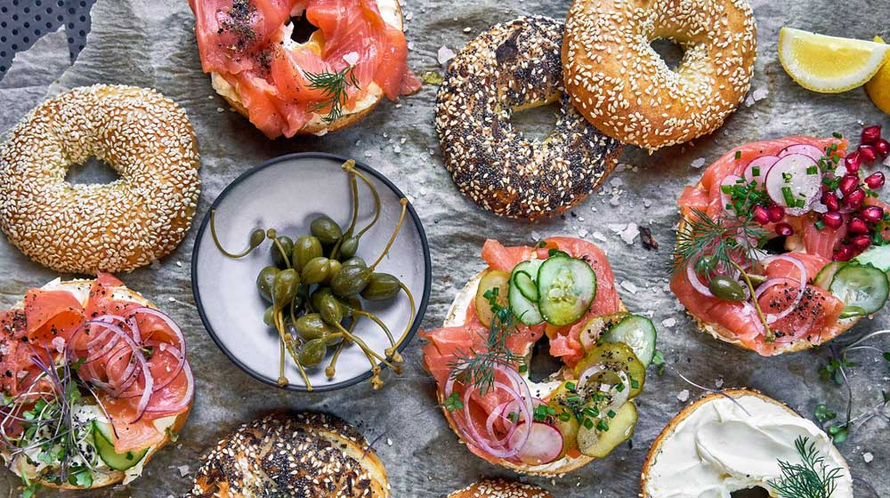 Best Breakfast Places in Cape Town New York Bagels