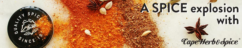 Cape Herb & Spice Banner