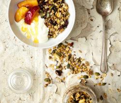 craneberry & Pumpkin Muesli