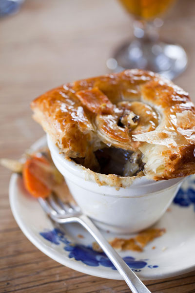 savoury pie recipes
