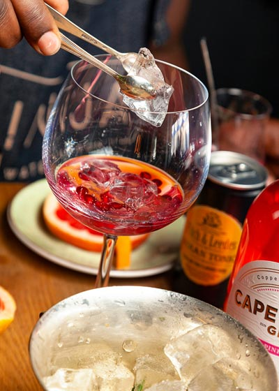 Cape Town Gin