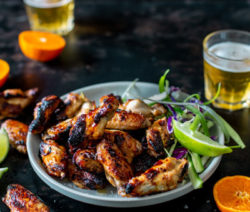 Clemengold Chicken Wings