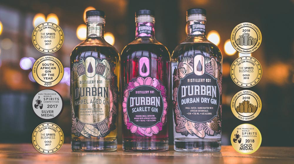 Standout South African Gin Brands - Locally Crafted & Distilled | Crush