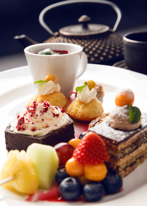 Maslow High Tea