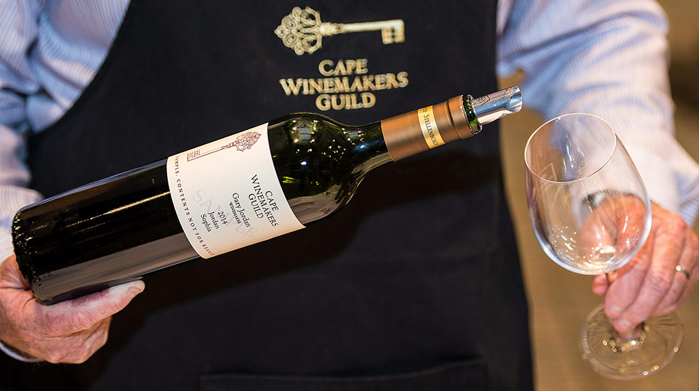Nedbank Cape Winemakers Guild Auction 2018