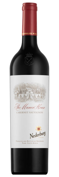 nederburg the manor house cabernet sauvignon