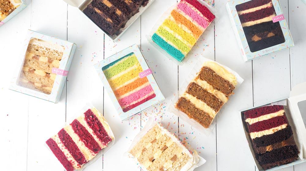 The Velvet Cake Co. Slices