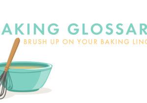 baking glossary