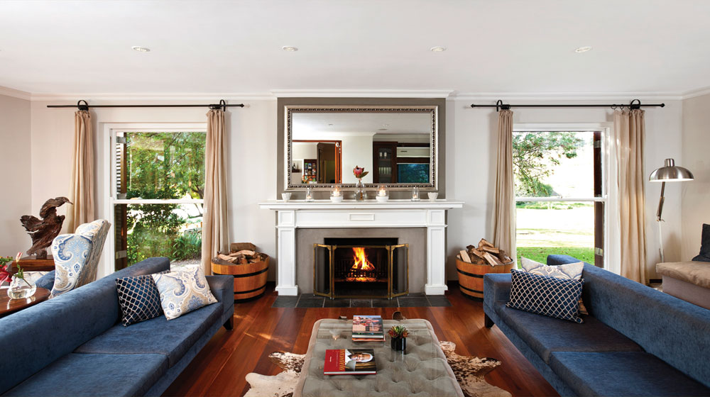 restaurants with fireplaces