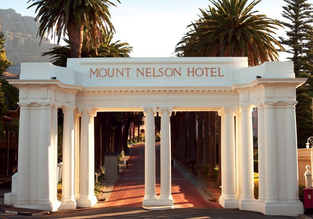 Belmond Mount Nelson